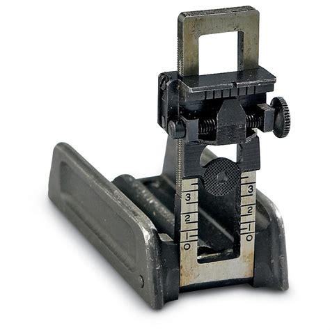 Flip Up Ladder Sight Cast Boolits