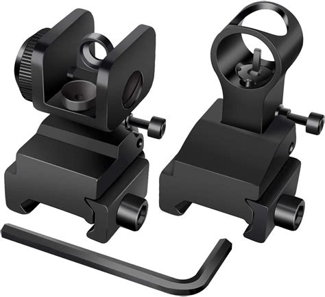 Flipup Rear Sights Smith Enterprise For Sale At