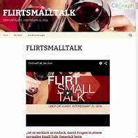 Flirtsmalltalk: der online kurs fuer mann und frau promo