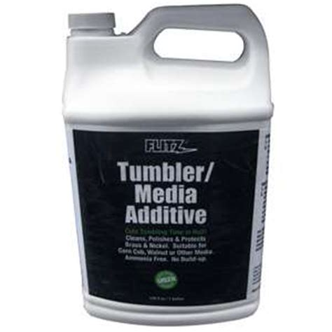 Flitz Tumbler Media Additive Demo