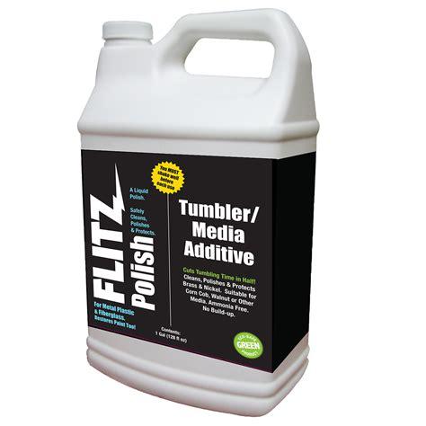 Flitz Tumblermedia Additive Tumbler Media Additive 128oz