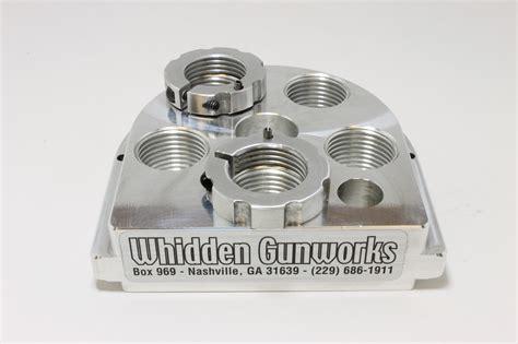 Floating Dillon Toolheads Whidden Gunworks