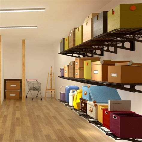 Floating Garage Shelves Make Your Own Beautiful  HD Wallpapers, Images Over 1000+ [ralydesign.ml]