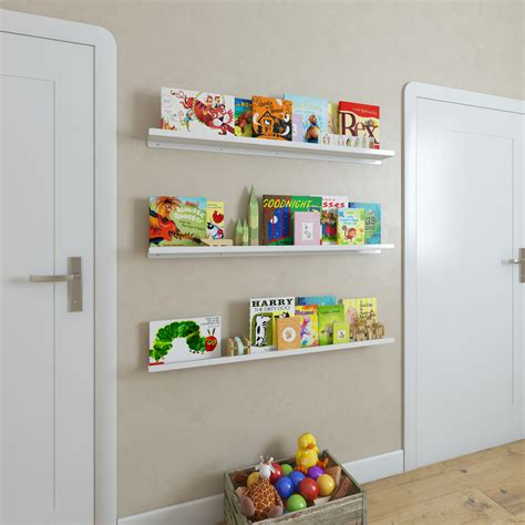 floating shelves for kids room.aspx Image