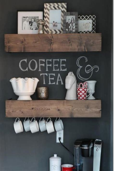 Floating shelves tutorial Image