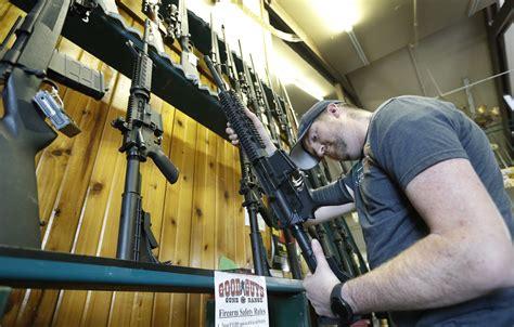Florida Bans Assault Rifles