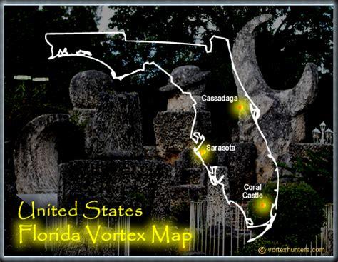 Florida Vortex Map