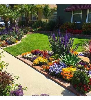 Flower Bed Ideas Plans