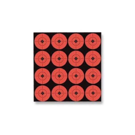 FLUORESCENT TARGET SPOTS 1 5 Target Spots - 96 Count