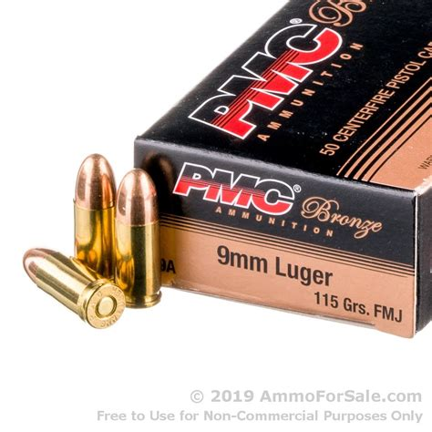 Fmj 9mm Ammo For Sale