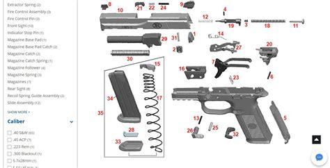 Fn 509 Parts Midwest Gun Works