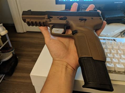 Fn 57 Extended Mag