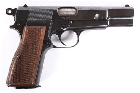 Fn Belgium Hi Power 9mm