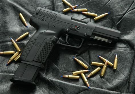 Fn Fiveseven I D Choose One Of These Over Both The