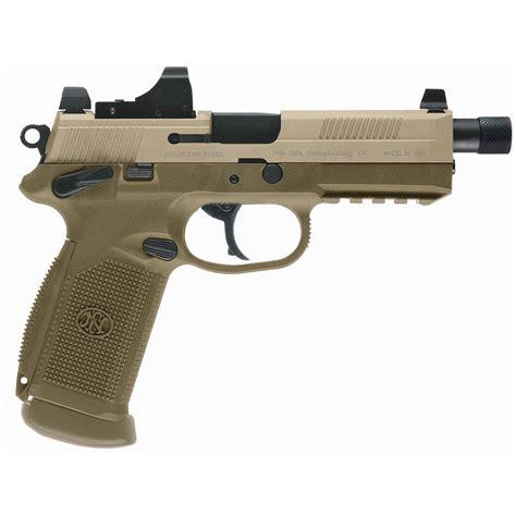 Fn Fnx45 Tactical Pistol Semiautomatic 45 Acp 5 3