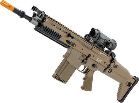 Fn Herstal Licensed Scar Airsoft Aeg Rifle