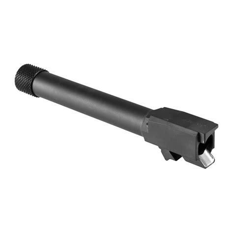 Fnh Fnx45 Threaded Barrel W Thread Protector Black Mgw
