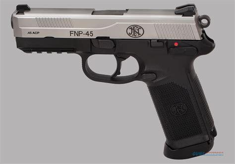 Fnp 45 Caliber Handgun