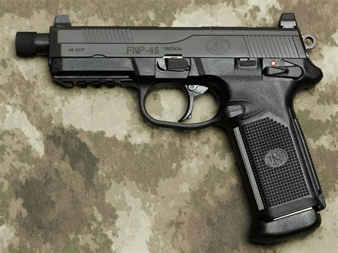 Fnp 45 Tactical Black