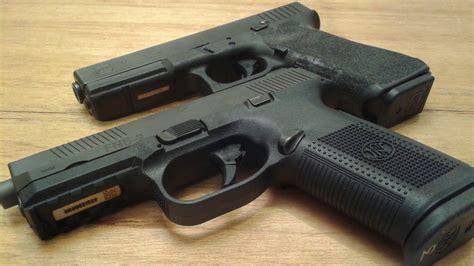 Fns 40 Vs Glock 23