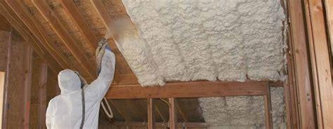 Foam insulation for attic Image