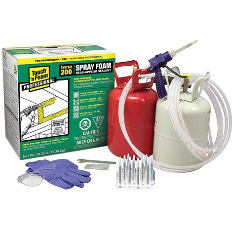 Foam spray kit Image