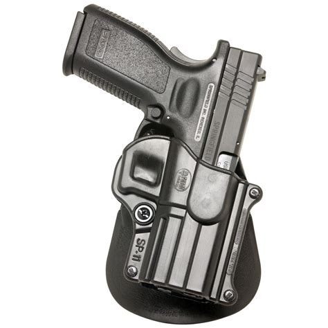 Fobus Springfield Xd Subcompact Holster