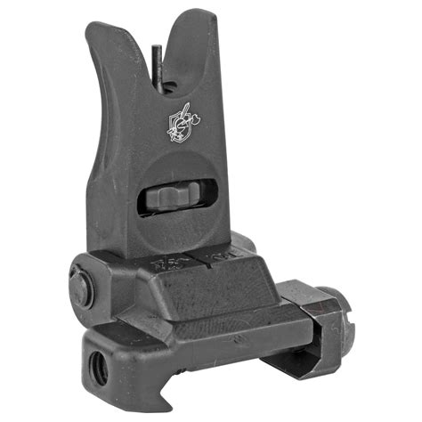 Folding Micro Front Sight Knight S Armament
