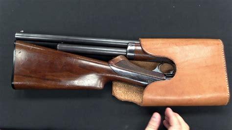 Folding Pump Shotgun