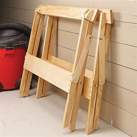 folding sawhorse design.aspx Image