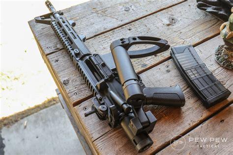 Folding Stock Ar 15 Rifle