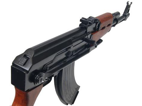 Folding Stock Assault Rifle