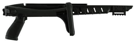 Folding Stock Rifle 18 Or 21