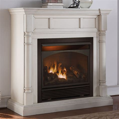 Fonda Vent Free Natural Gas/Propane Fireplace