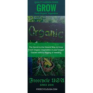 Food4wealth the secret to the easiest way to grow fresh organic vegetables in your veggie garden without digging or weeding low effort way to grow food coupon codes