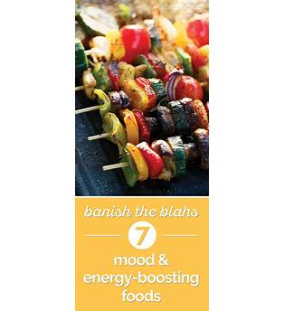 Foods That Boost Mood And Energy