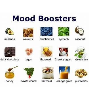 Foods To Boost Your Mood And Energy