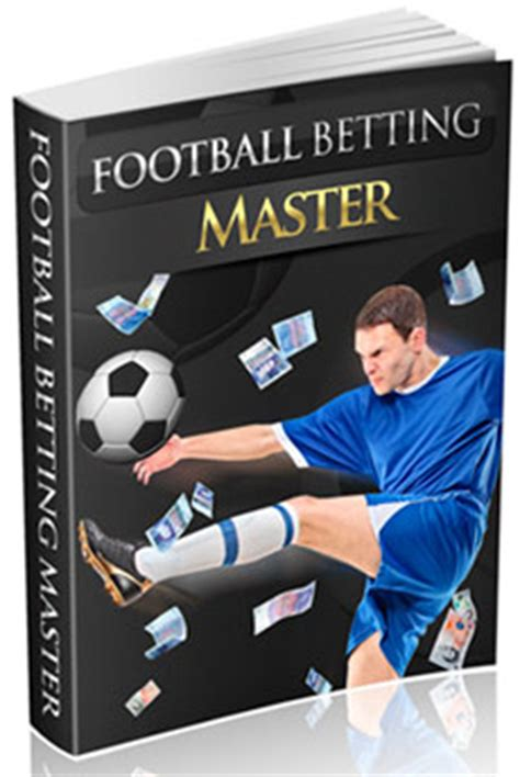 Football Betting Master Pdf