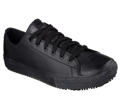for Work Men's Kirk Youngster Slip Resistant Work Shoe