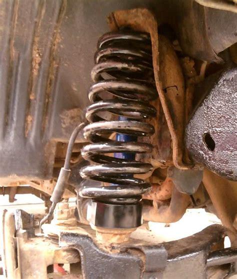 Ford Ranger Coil Spring Lift Kit