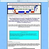 Forex renko brick strategy 50% commision sells like hot cakes online tutorial