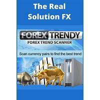 Forex trendy the real solution fx traders want secret code