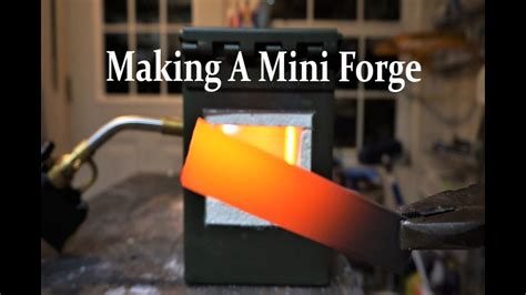 Forge Out Of Large Ammo Can