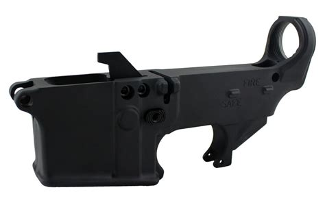 Forged 80 Percent Ar 9 Lower With Lrbho