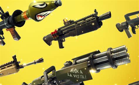Fornite Best Assault Rifle