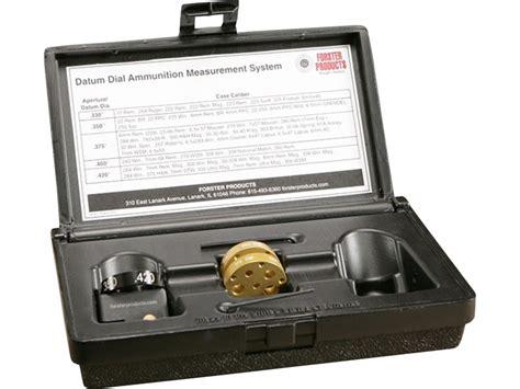 Forster Datum Dial Ammunition Measurement System Dial 2