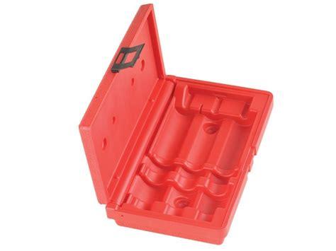 Forster Die Box Deluxe 3die Storage Box