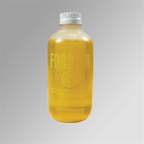 Forster High Pressure Case Sizing Lubricant Solvents