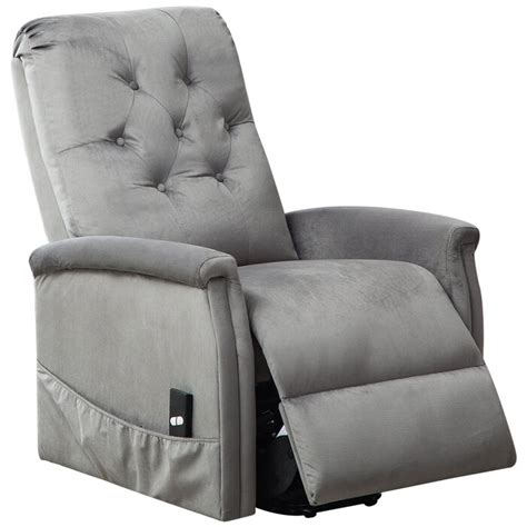 Fort Hamilton Tufted Power Lift Recliner