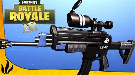 Fortnite Br Scoped Rifle Useless